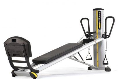 Neues Trainingsgerät Total Gym